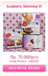 acaiberry slimming whitening scrub