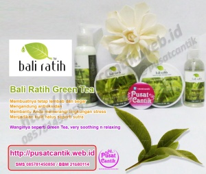 bali ratih green tea