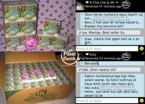 sabun susu beras mutiara 3in1