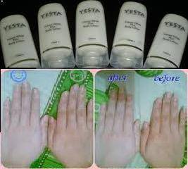 Yesta White Plus Body Lotion