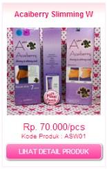 acaiberry scrub ungu