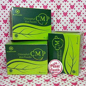 Chlorophyll Mint Powder