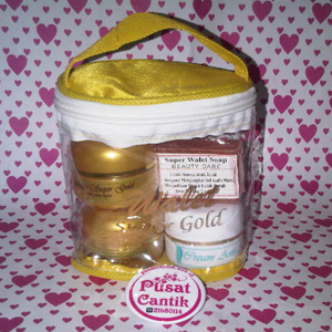 Cream Walet Super Gold