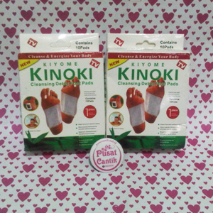 Kinoki Detox Foot Pads GOLD