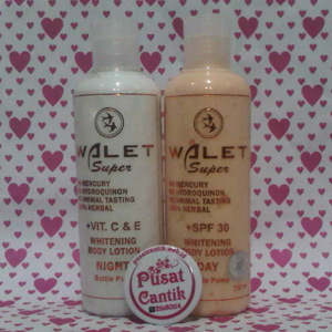 Walet Super Whitening Body Lotion