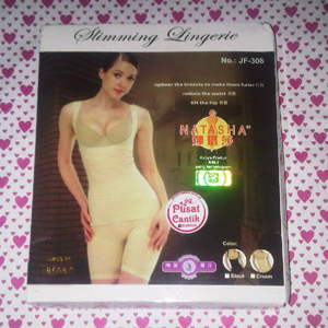 Natasha Slimming Suit