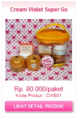 paket cream walet super gold