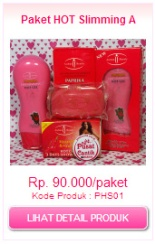 paket hot paprika slimming gel