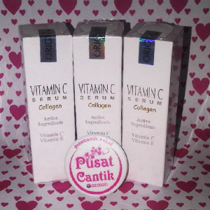 Serum Vitamin C (Vitamin E + Collagen) Original