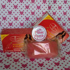 Slimming Soap Hot Chili Aichun