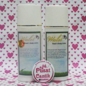 Walet Hand Body Lotion