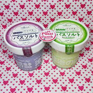 Lulur Ice Cream Jepang