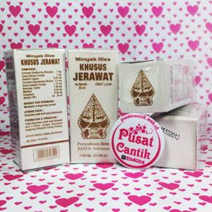 Minyak Oles Khusus Jerawat Cap Wayang